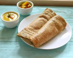 Finally a Dosa recipe. Dosas are the flat bread equivalent side with South Indian meals and also a great snack with different types of crepes, with fillings, styles and so on. I make Dosaand Idli every few weeks. The traditional dosa used urad dal and rice and cooks up to a golden white crepe. My...Continue reading »