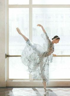 ''First Position'' : Maria Kochetkova from San Francisco Ballet by Abbey Drucker for C California Style Magazine