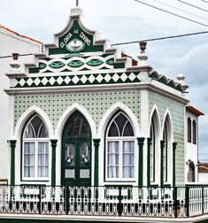 Traditional architecture TERCEIRA (AZORES ISLANDS) #Portugal