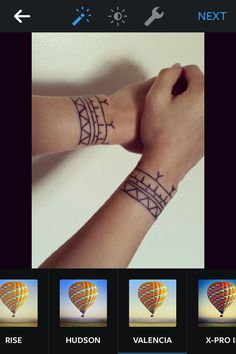 Traditional Inuit tattoos