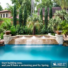 You can have a pool by springtime by starting now. Platinum Pools make dreams come true for all our clients.  We can prove the difference. Call us @ 281.870.1600 (Houston), 409.898.4995 (Beaumont), or 361.576.0183 (Victoria) for an appointment, or get a free quote by visiting www.platinumpools.com.  #swimmingpool #spa #tanningdeck #outdoorkitchen #firepits #firebowls #custompoolshouston #platinumpoolstexas