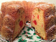 Liian hyvää: Jouluinen punssi-hedelmäkakku Bakewell Tart, Christmas 2015, Xmas, Cornbread, Sweet Recipes, Tuli, Banana Bread, Sweet Tooth, Muffin