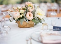 Hint of Glamour St. Louis Wedding