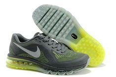 timeless design ca198 3327c Popular 2018 WMNS Nike Air Max 2014 Charcoal Grey Volt Nike Store, Nike Air  Max
