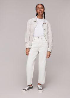 Patchwork Jeans, Patchwork Dress, White Denim Jumpsuit, Summer Co Ords, High Street Brands, Best Jeans, Knit Skirt, Dark Denim, White Tees