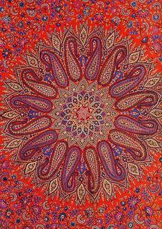 mandala arabescos