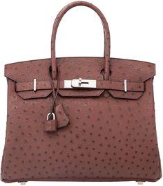 d966e9ef523 Hermes 35cm Etoupe Togo Leather Birkin Bag with Palladium Hardware J ...