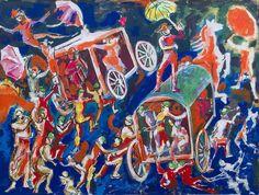 dario fo Samuel Beckett, Dario Fo, August Strindberg, World Theatre, Nobel Prize In Literature, In His Time, Playwright, Artsy, Sculpture