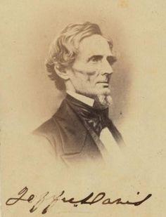 Jefferson Davis, President of the CSA: Jefferson Davis, President of the Confederate States of America