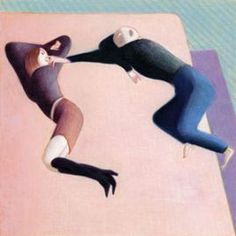 Lorenzo Mattotti: Back Story (The New Yorker) - Serigrafia Lorenzo Mattotti, Surrealist Collage, Avatar Picture, Italian Art, Beautiful Drawings, The New Yorker, Illustrations And Posters, Comic Artist, Box Art