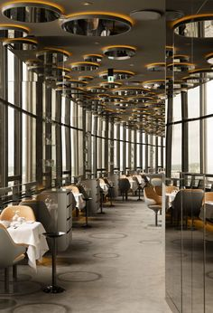 Named Ciel de Paris, the new restaurant is located on the 56th floor of the Montparnasse Tower, which at 210-metres-high is taller than everything else around it bar the Eiffel Tower.Been there...unique ...superb...:)