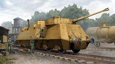 Panzerjäger  Triebwagen 51