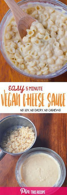 This velvety vegan cheese sauce is ultra creamy, deliciously cheesy, & super low in fat and calories... You're going to want to put it on everything!!! http://chocolatecoveredkatie.com/2016/02/22/vegan-cheese-sauce-low-fat-no-cashews/ /choccoveredkt/