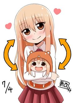 Himouto umaru-chan - love everything about her
