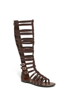 Vince Camuto 'Jamon' Knee High Gladiator Sandal available at #Nordstrom