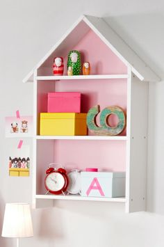 Ellos Home Reol Hus Kids Room, Room Ideas, Shelves, Girls, Home Decor, Bebe, Rome, Shelving, Toddler Girls