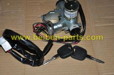 Parts ignition switch for Beiben tractor trucks