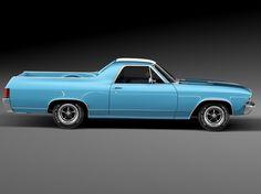 Chevrolet El Camino SS 1969
