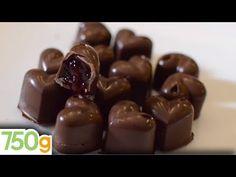 Voici Comment Faire Des Chocolats Maison… Une Recette Facile Et Parfaite Pour La Saint-Valentin ! »