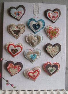 Cœurs st valentin - Marie Claire Idées
