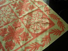新作ハワイアンキルトポーチ4種完成しました~♪ の画像|Hawaiian Quilt Garden