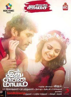 #IdhuEnnaMaayam Poster  More Stills http://tamilcinema.com/idhu-enna-maayam-poster/  #Vikramprabu #Keerthisuresh