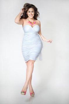 Jennifer Maitland for PLUS Model Mag  The Curvy Evolution- April 2012 & USA TODAY  Photo by Luke Jones  www.plusmodelmag.com