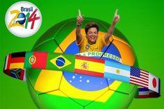 Rumo à 'Copa das Copas' | #Brasil, #Copa, #CopaDasCopas, #CopaDoMundo2014, #Dilma, #FlavioQuintela, #Lula, #Mundial, #PT