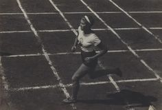 Александр Родченко. «Бег. Стадион «Динамо». 1936 г.