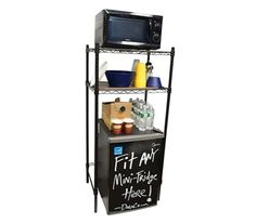 The Mini Shelf Supreme   Adjustable Shelving Dorm Room Storage Ideas $54.40  At Dormco.com Part 57