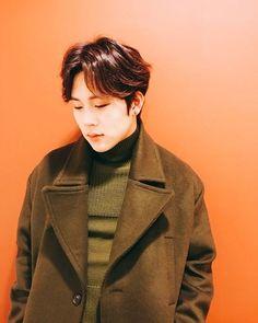 MONSTA X // Jooheon