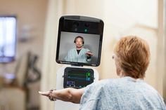 A new study shows that a remote specialist can be just as effective at reporting a comatose patient's condition than a medical professional in the room