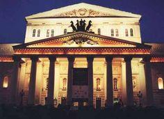Ulang Tahun Bolshoi Theater Jadi Trending Topic