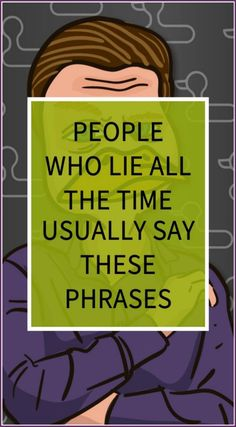 People Who Lie All the Time Usually Say These PhrasesLet's be real when it comes to lying; no one is ideal or innocent.People Who Lie All the Time Usually Say These Phrases Herbal Remedies, Health Remedies, Natural Teething Remedies, Natural Cold Remedies, Health And Wellness, Health Tips, Health Quiz, Health Care, Tips