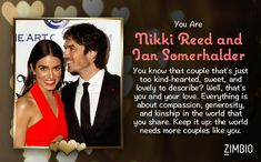 Which celebrity couple are you and your significant other