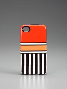 Uncommon Stripe Runner iPhone Capsule Case