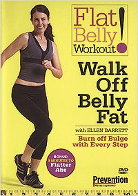 Ellen Barrett's Flat Belly Workout: Walk Off Belly Fat
