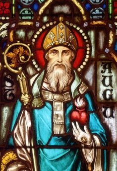 "Saint Augustine of Hippo 354 - 430  ""Christ is not valued at all unless He is valued above all."""