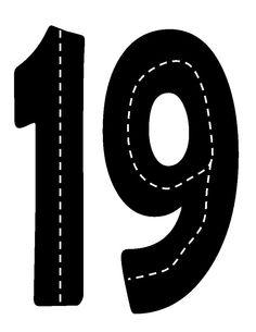 Verkeerscijfer 19
