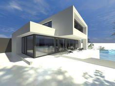 Der a2cube – Ein Einfamilienhaus in moderner Architektur und Ästhetik.