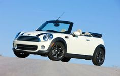 Mini Cooper - how cute is this!!!  I have wanted one of these forever!