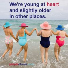 Young at Heart Enjoy every day to the fullest! #youngatheartstyle