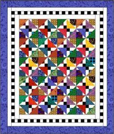NexGen Quilt1 255x300 Magic 9 Patch and Next Generation Quilts