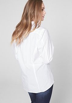 Fly front blouse in the s.Oliver Online Shop