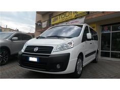 Fiat Scudo 2.0 MJT/130 PL Panorama Family 8 Posti - 1 Cairo, Fiat, Diesel, Vehicles, Rolling Stock, Hand Warmers, Diesel Fuel, Vehicle