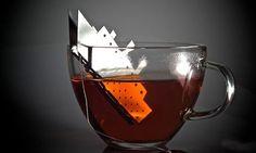 Titanic Tea Bag Holder!
