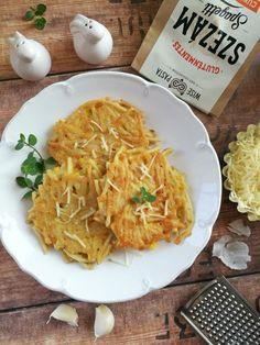 Fokhagymás tésztatallér recept - Kifőztük, online gasztromagazin Gnocchi, Spaghetti, Mac, Ethnic Recipes, Foods, Food Food, Food Items, Noodle, Poppy