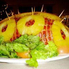 Mapled Ham
