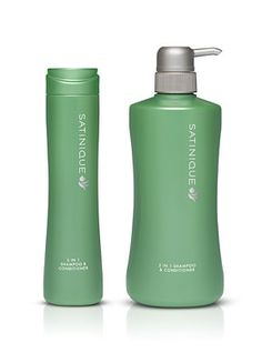 Satinique® 2 in 1 Shampoo and Conditioner If you sign up as a customer on this website you will receive a discounted price!! You can't beat that!