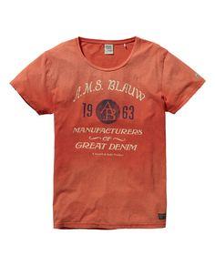 Vintage style t-shirt - Scotch